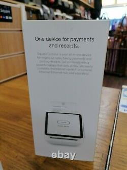 Square Terminal Card Payment Reader