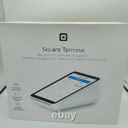 Square Terminal Credit and Debit Card Machine