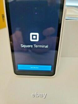 Square Terminal Model A-SKU-0585-A1 Point of Sale Machine