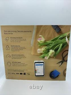 Square Terminal NEW IN UNOPENED BOX with $1000 processing fee free