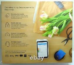 Square Wireless Credit Secure Debit Card Reader Portable Terminal Print Receipt