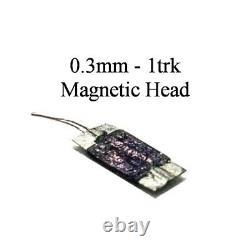 Thinest 0.3mm Thinest Magnetic Head for MSR009 MSR010 MSR014 MSR015