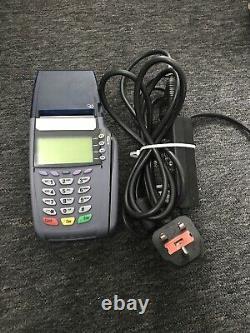 VERIFONE VX510 Credit Card Terminal GPRS ETHERNET