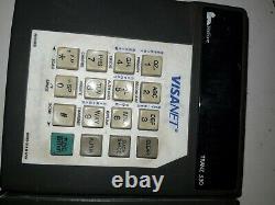 VeriFone Hypercom Tellermate Citizen Epson Visanet Point of sale printers Keypad