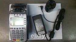 VeriFone Vx520 EMV Unlocked sim card GPRS Credit Card Machine