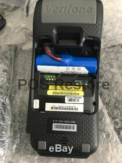 VeriFone Vx690 Wireless 3G + BT + Wi-Fi EMV Chip NFC Contactless UNLOCKED 3.0