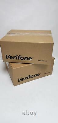 Verifone Carbon 8 POS System Credit Card Smart 8.5 Touchscreen COMPLETE SYSTEM