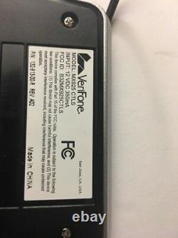 Verifone MX925 Pin-Pad Payment Terminal Credit Card Machine (No USB Module)