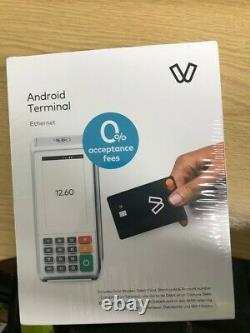 VivaWallet A80 Ethernet Card Terminal A80-M0L-RD5-02AU-UK