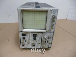 WILTRON MODEL 640 RF ANALYZER Loc PL W2