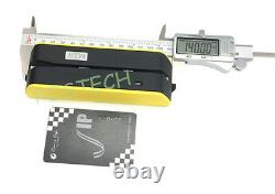 Yellow MSR09 Smallest Magnetic Magstripe Swipe Encoder Writer USB-Powered