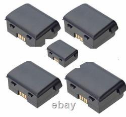 5 Pc Verifone Vx680 Vx670 Bpk268-001-a 24016-01-r Batterie