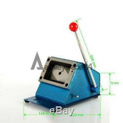 54x86mm Pvc Carte Numéro D'entreprise Manuel Cutter Nom Credit Card Cutter Machine