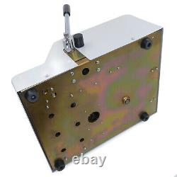 72 Caractères Manuel Stamping Machine Pvc / ID / Carte De Crédit Code Embosseuse Imprimante