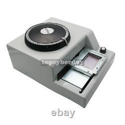 72 Lettre Manuel Embosser Machine Pvc Carte-cadeau Carte-cadeau Embossing Embossing