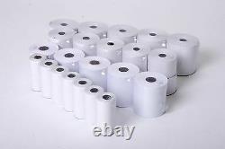 80 X 80 Thermique Till Rolls Papier 80mm Tm-t88 Qty 120
