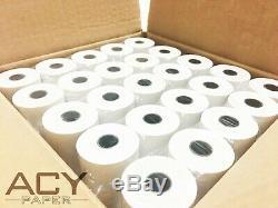 Acypaper, 2 1/4 X 85' De Papier Thermique (400 Rolls)