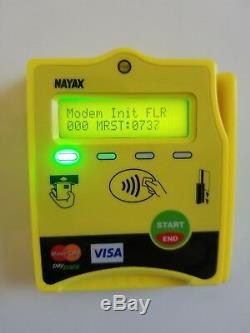 Brand New Nayax Distributeur Automatique De Carte De Crédit Avec Lecteur De Puce Lecteur
