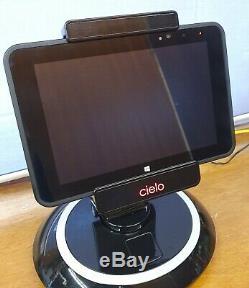 Cielo Mobile Pos Tablet Pc 8.3 + Déplacer Dock Win10 Iot Ram 2gb De Commande Jusqu'à