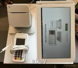 Clover C100 Station 1.0 Point Of Sale System Complete Pos Setup Pro Utilisé