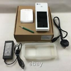 Clover Flex K400 E, Boutique Sans Fil Carte De Crédit Processeur Pos Chargeur Machine + # 2