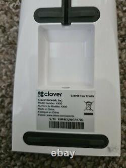 Clover Flex K400 Processeur De Carte De Crédit Point De Vente Machine Wifi Lte