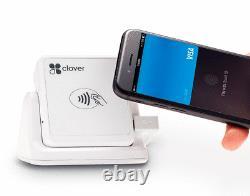 Clover Misez Tout-en-un Emv / Nfc / Carte De Crédit Magstripe Lecteur Contactless Apple Pay