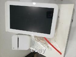 Clover Pos C100 - Cordon D'alimentation De L'imprimante Système P100 + Caisse Enregistreuse - Fonctionnement