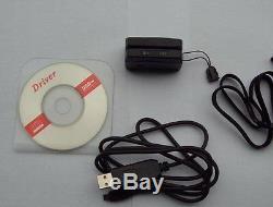 Collecteur De Données Portable Lecteur De Bande Magnétique Minidx3 Carte Magnétique Mini300 Msr Swipe