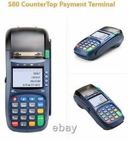 Crédit Débit Interac Visa Machine À Puce Terminal Carte