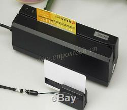 Ensemble Hico Bande Magnétique Carte Lecteur Encodeur Msre206 + Mini300