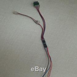 Entièrement Encrypted Bidirectionnelle Msr010 Plus Petite Carte Lecteur De Bande Magnétique 3track