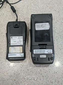 First Data Fd130 Duo Et Fd-35 Pin Pad Credit/debit Card Pos Terminal