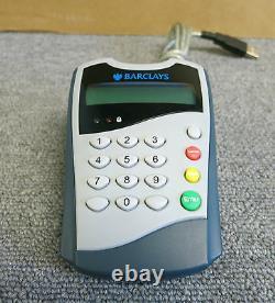 Gemalto Hwp118085c Pc Pinpad Reader Barclays Usb Smart Card Reader Terminal