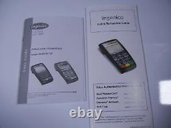 Ingenico Ict220 Terminal De Carte De Crédit Avec Lecteur De Puce