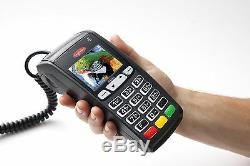 Ingenico Ict250 V2 Ip / Dial Terminal Avec Ipp320 V2 Pin Pad Et La Norme Emv Sans Contact