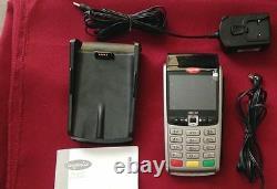 Ingenico Iwl255 Wireless 3g Emv/nfc Avec Base Pour Les Premières Données Avec Warranty