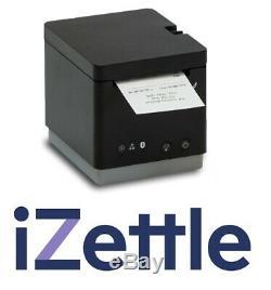 Izettle 2 Pouces Star Micronics Bluetooth Réception Imprimante & Cash Drawer Bundle