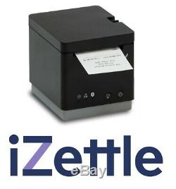 Izettle 2 Pouces Star Micronics MC Imprimer Bluetooth Réception Imprimante Noir