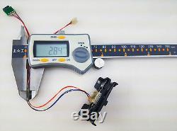 Le Plus Petit Msr009 Bande Magnétique Avec Lecteur De Carte Magnétique 3 MM Tête Livraison Gratuite