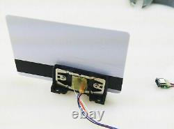 Lecteur De Carte À Bande Magnétique Msr009 Mini Entièrement Crypté Avec Tête Magnétique De 3 MM