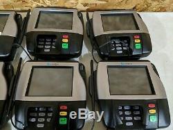 Lot De 10 Verifone Mx880 Carte De Crédit Terminal Withemv Chip Lecteur M094-509-01-r