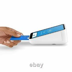 Machine De Carte De Crédit Tout-en-un De Terminal Carré