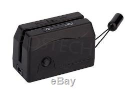 Magnétique Magstripe Carte Lecteur Avec Collecteur Dx3 Bundle Msre206 + Mini300