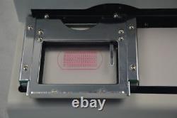 Manuel 52d Pvc Crédit Embosseuse ID Card Dog Tag Embosser Stamping Machine