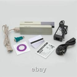 Mcr200 Emv Smart IC Chip Card And Magnetic Stripe Card Reader And Writer