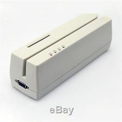Mcr200 Magnétique Emv À Puce IC Card Stripe R / Writer Pour Lo & Co Salut Track 1, 2 & 3