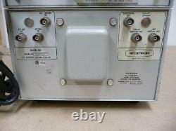 Modèle Wiltrron 640 Analyzer Rf Loc Pl W2