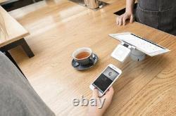 Montage / Chargeur De Tablette Carré Avec Base En Tilt Pour Apple Ipad Air 2, Pro, Mini