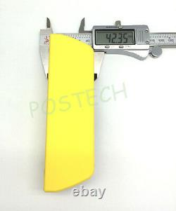Msr09 X6 Magnetic Strip Glisser Carte De Crédit Reader Writer Yellow & Mini300 Bundle